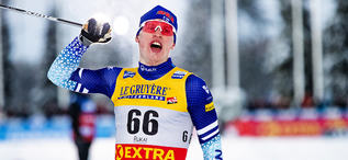 30.11.2019, Ruka, Finland (FIN):Iivo Niskanen (FIN) - FIS world cup cross-country, 15km men, Ruka (FIN). www.nordicfocus.com. © Modica/NordicFocus. Every downloaded picture is fee-liable.