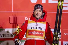 29.11.2019, Ruka, Finland (FIN):Jarl Magnus Riiber (NOR) - FIS world cup nordic combined, individual gundersen HS142/5km, Ruka (FIN). www.nordicfocus.com. © Vianney THIBAUT/NordicFocus. Every downloaded picture is fee-liable.