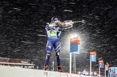 30.11.2019, Oestersund, Sweden, (SWE):Dorothea Wierer (ITA) - IBU world cup biathlon, relay mixed, Oestersund (SWE). www.nordicfocus.com. © Manzoni/NordicFocus. Every downloaded picture is fee-liable.