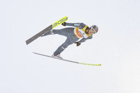 30.11.2019, Ruka, Finland (FIN):Jarl Magnus Riiber (NOR) - FIS world cup nordic combined, individual gundersen HS142/10km, Ruka (FIN). www.nordicfocus.com. © Modica/NordicFocus. Every downloaded picture is fee-liable.