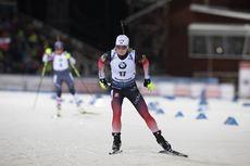01.12.2019, Oestersund, Sweden, (SWE):Marte Olsbu Roeiseland (NOR) - IBU world cup biathlon, sprint women, Oestersund (SWE). www.nordicfocus.com. © Manzoni/NordicFocus. Every downloaded picture is fee-liable.