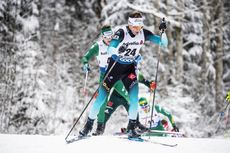 03.01.2019, Oberstdorf, Germany (GER):Jean Marc Gaillard (FRA) - FIS world cup cross-country, tour de ski, pursuit men, Oberstdorf (GER). www.nordicfocus.com. © Modica/NordicFocus. Every downloaded picture is fee-liable.