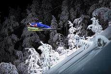 30.11.2019, Ruka, Finland (FIN):AMMANN - FIS world cup ski jumping, individual HS142, Ruka (FIN). www.nordicfocus.com. © Modica/NordicFocus. Every downloaded picture is fee-liable.