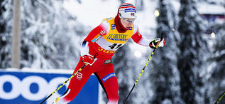 01.12.2019, Ruka, Finland (FIN):Ragnhild Haga (NOR) - FIS world cup cross-country, pursuit women, Ruka (FIN). www.nordicfocus.com. © Modica/NordicFocus. Every downloaded picture is fee-liable.