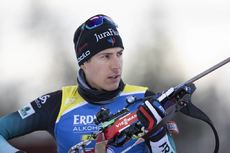 01.12.2019, Oestersund, Sweden, (SWE):Quentin Fillon Maillet (FRA) - IBU world cup biathlon, sprint men, Oestersund (SWE). www.nordicfocus.com. © Manzoni/NordicFocus. Every downloaded picture is fee-liable.