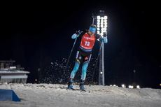 04.12.2019, Oestersund, Sweden, (SWE):Simon Desthieux (FRA) - IBU world cup biathlon, individual men, Oestersund (SWE). www.nordicfocus.com. © Nico Manzoni/NordicFocus. Every downloaded picture is fee-liable.