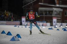 04.12.2019, Oestersund, Sweden, (SWE):Quentin Fillon Maillet (FRA) - IBU world cup biathlon, individual men, Oestersund (SWE). www.nordicfocus.com. © Nico Manzoni/NordicFocus. Every downloaded picture is fee-liable.