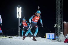 04.12.2019, Oestersund, Sweden, (SWE):Emilien Jacquelin (FRA) - IBU world cup biathlon, individual men, Oestersund (SWE). www.nordicfocus.com. © Nico Manzoni/NordicFocus. Every downloaded picture is fee-liable.