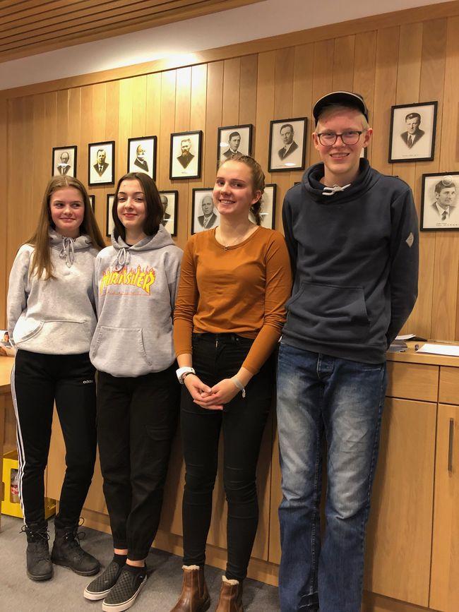 Ungdomsråd 2019 - 2023