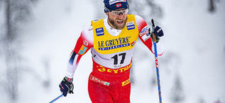 29.11.2019, Ruka, Finland (FIN):Martin Johnsrud Sundby (NOR) - FIS world cup cross-country, individual sprint, Ruka (FIN). www.nordicfocus.com. © Modica/NordicFocus. Every downloaded picture is fee-liable.