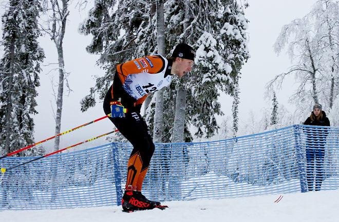 SIMON LAGESON, Falun-Borlänge SK är toppseedad i herrklassen i fredagens Volkswagen Cup i Idre. Han har vunnit här tidigare. Foto/rights: PETTER ENGDAHL/kekstock.com