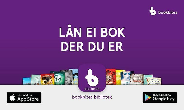 Bilderesultat for bookbites ikon