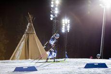 05.12.2019, Oestersund, Sweden, (SWE):Regina Oja (EST) - IBU world cup biathlon, individual women, Oestersund (SWE). www.nordicfocus.com. © Manzoni/NordicFocus. Every downloaded picture is fee-liable.