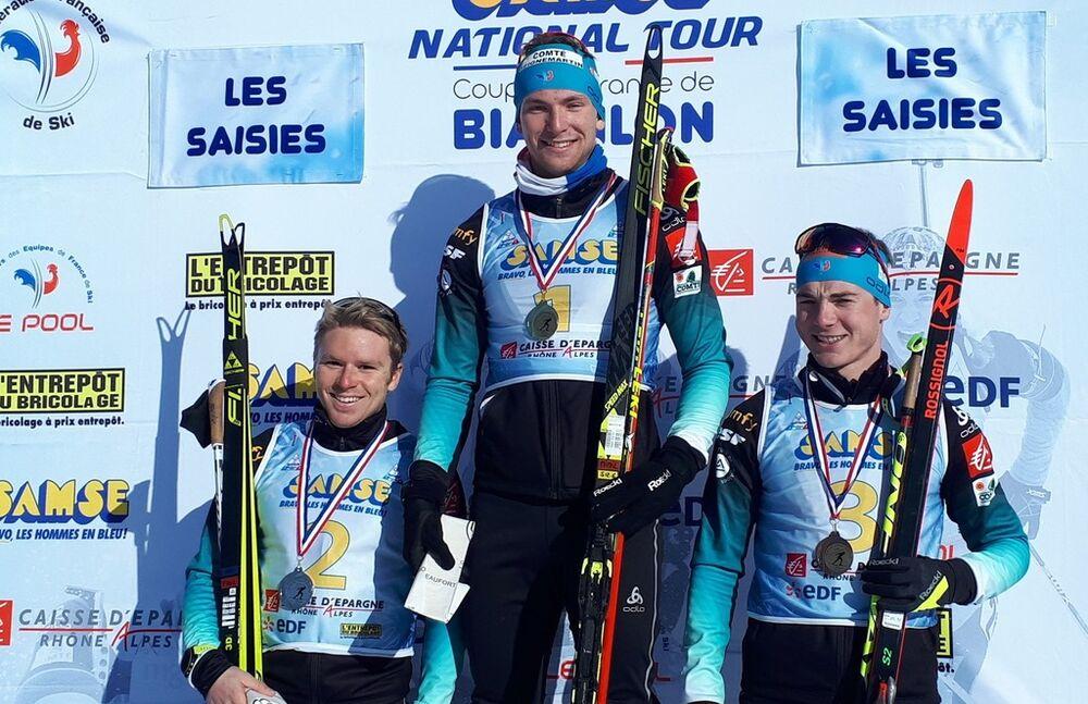 Biathlon Les Saisies