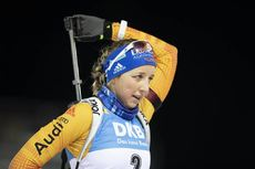 05.12.2019, Oestersund, Sweden, (SWE):Franziska Preuss (GER) - IBU world cup biathlon, individual women, Oestersund (SWE). www.nordicfocus.com. © Manzoni/NordicFocus. Every downloaded picture is fee-liable.