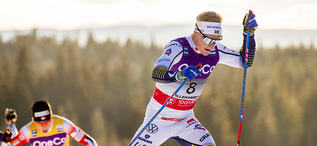 07.12.2019, Lillehammer, Norway (NOR):Jens Burman (SWE) - FIS world cup cross-country, skiathlon men, Lillehammer (NOR). www.nordicfocus.com. © Modica/NordicFocus. Every downloaded picture is fee-liable.