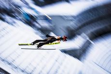 08.12.2019, Lillehammer, Norway (NOR):Maren Lundby (NOR) - FIS world cup ski jumping ladies, individual HS140, Lillehammer (NOR). www.nordicfocus.com. © Modica/NordicFocus. Every downloaded picture is fee-liable.