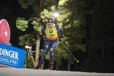 05.12.2019, Oestersund, Sweden, (SWE):Dorothea Wierer (ITA) - IBU world cup biathlon, individual women, Oestersund (SWE). www.nordicfocus.com. © Nico Manzoni/NordicFocus. Every downloaded picture is fee-liable.