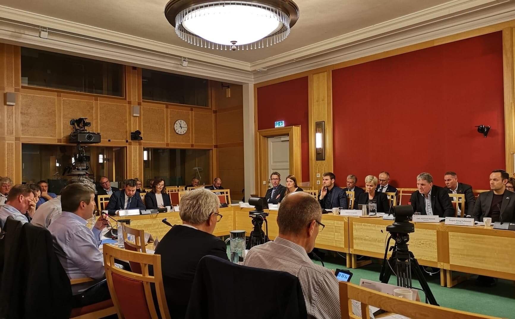 høring om kvotemelding i stortinget.JPG