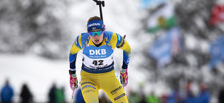 13.12.2019, Hochfilzen, Austria (AUT):Hanna Oeberg (SWE) - IBU world cup biathlon, sprint women, Hochfilzen (AUT). www.nordicfocus.com. © Manzoni/NordicFocus. Every downloaded picture is fee-liable.