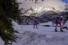 14.12.2019, Hochfilzen, Austria (AUT):Matvey Eliseev (RUS) - IBU world cup biathlon, pursuit men, Hochfilzen (AUT). www.nordicfocus.com. © Nico Manzoni/NordicFocus. Every downloaded picture is fee-liable.