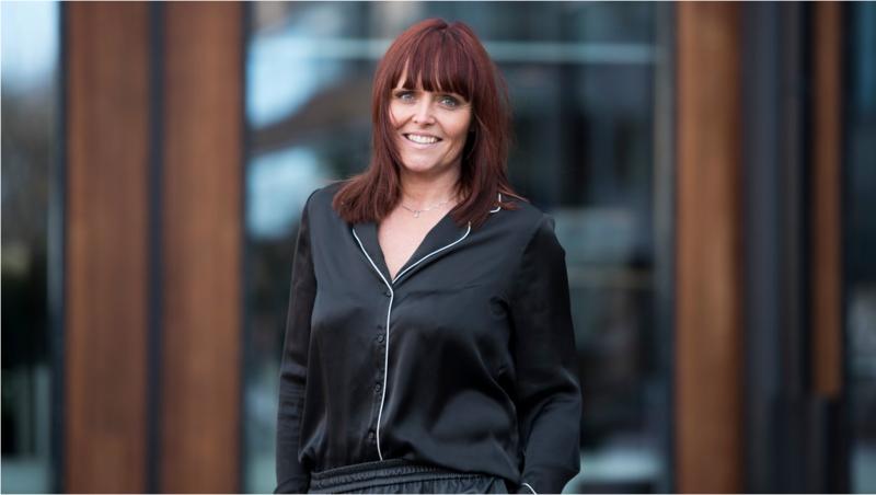 Karianne Myrvold, kommunikasjons- og markedssjef i Trend Micro Norge. (Foto: Trend Micro / Skjalg Bøhmer Vold (pressefoto))