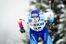 14.12.2019, Davos, Switzerland (SUI):Dario Cologna (SUI) - FIS world cup cross-country, individual sprint, Davos (SUI). www.nordicfocus.com. © Modica/NordicFocus. Every downloaded picture is fee-liable.