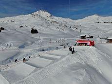 Arosa Ski Cross