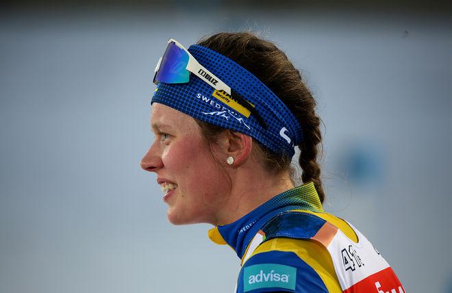 ELVIRA ÖBERG är en av favoriterna i JVM i skidskytte i schweiziska Lenzerheide, samma ort som där Tour de Ski startade. Foto/rights: KJELL-ERIK KRISTIANSEN/kekstock.com