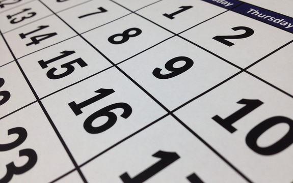 Introruta Ås læringssenter kalender