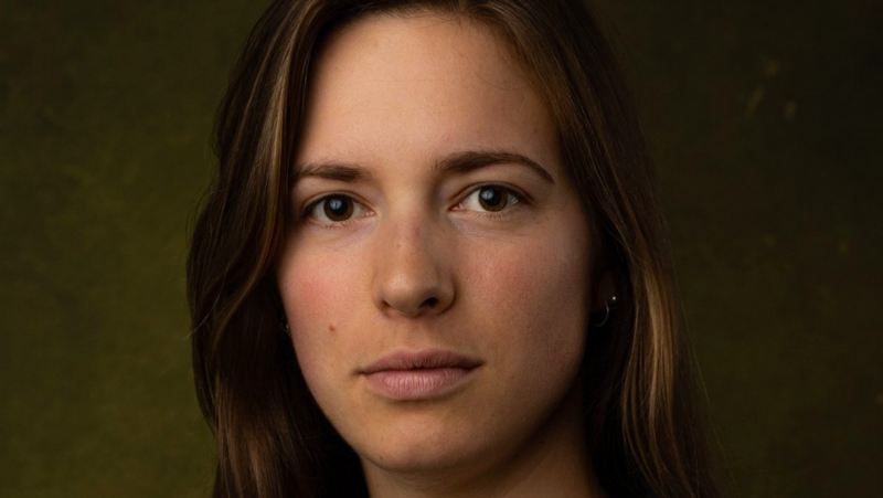 Inga Strümke, PhD i partikkelfysikk og AI-rådgiver i PwC. (Foto: Mona Hauglid)