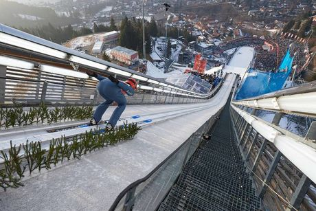 29.12.2018, Oberstdorf, Germany (GER):Stephan Leyhe (GER) - FIS world cup ski jumping, four hills tournament, qualification, Oberstdorf (GER). www.nordicfocus.com. © Rauschendorfer/NordicFocus. Every downloaded picture is fee-liable.