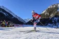 16.02.2019, Cogne, Italy (ITA):Julie Myhre (NOR) - FIS world cup cross-country, individual sprint, Cogne (ITA). www.nordicfocus.com. © Thibaut/NordicFocus. Every downloaded picture is fee-liable.