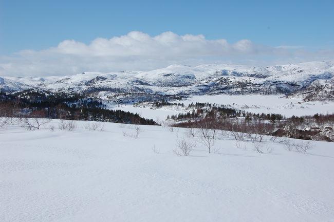 Verneområde - Hekkfjell