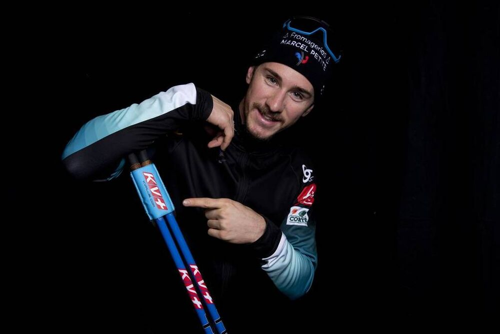 28.11.2019, Ruka, Finland, (FIN):Valentin Chauvin (FRA) - FIS world cup cross-country, photoshooting, Ruka (FIN). www.nordicfocus.com. © Vianney THIBAUT/NordicFocus. Every downloaded picture is fee-liable.