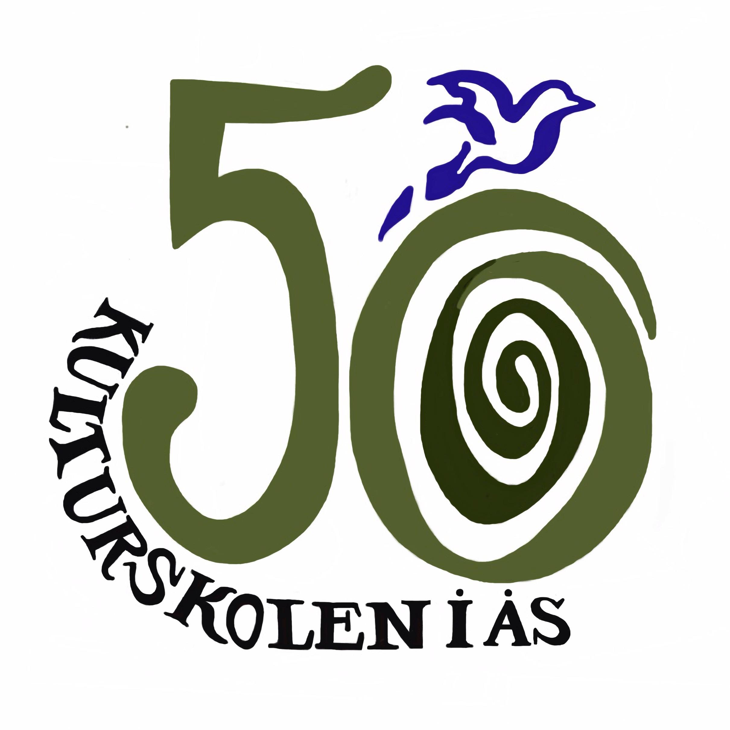 logo 50 år