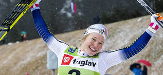 21.12.2019, Planica, Slovenia (SLO):Jonna Sundling (SWE) - FIS world cup cross-country, individual sprint, Planica (SLO). www.nordicfocus.com. © Modica/NordicFocus. Every downloaded picture is fee-liable.