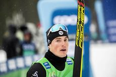 21.12.2019, Planica, Slovenia (SLO):Lucas Chanavat (FRA) - FIS world cup cross-country, individual sprint, Planica (SLO). www.nordicfocus.com. © Modica/NordicFocus. Every downloaded picture is fee-liable.
