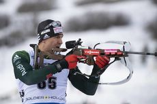 15.02.2019, Soldier Hollow, United States of America (USA):Philipp Nawrath (GER) -  IBU world cup biathlon, sprint men, Soldier Hollow (USA). www.nordicfocus.com. © Manzoni/NordicFocus. Every downloaded picture is fee-liable.