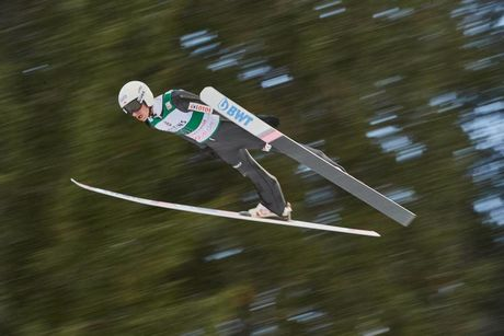 09.12.2017, Titisee-Neustadt, Germany (GER):Piotr Zyla (POL) - FIS world cup ski jumping, individual HS142, qualification, Titisee-Neustadt (GER). www.nordicfocus.com. © Rauschendorfer/NordicFocus. Every downloaded picture is fee-liable.
