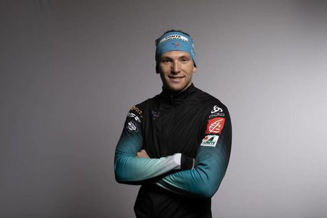 25.11.2019, Sjusjoen, Norway, (NOR):Emilien Claude (FRA) - IBU world cup biathlon, photoshooting, Oestersund (SWE). www.nordicfocus.com. © Manzoni/NordicFocus. Every downloaded picture is fee-liable.