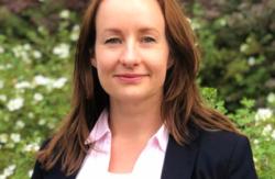 Leonora Onarheim Bergsjø er PhD ved Det teologiske fakultet, Universitetet i Oslo. Hun er forfatter og forsker på digital etikk. Hun leder NORDE Norsk råd for digital etikk. Foto: DND