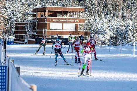 Lenzerheide Biathlon