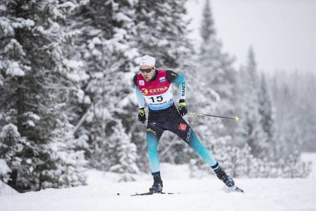 08.12.2018, Beitostolen, Norway (NOR):Jean Tiberghien (FRA) - FIS world cup cross-country, 30km men, Beitostolen (NOR). www.nordicfocus.com. © Modica/NordicFocus. Every downloaded picture is fee-liable.