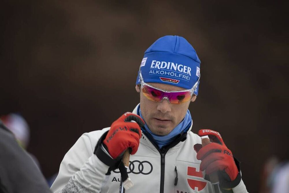10.01.2020, Oberhof, Germany (GER):Simon Schempp (GER) -  IBU world cup biathlon, sprint men, Oberhof (GER). www.nordicfocus.com. © Manzoni/NordicFocus. Every downloaded picture is fee-liable.