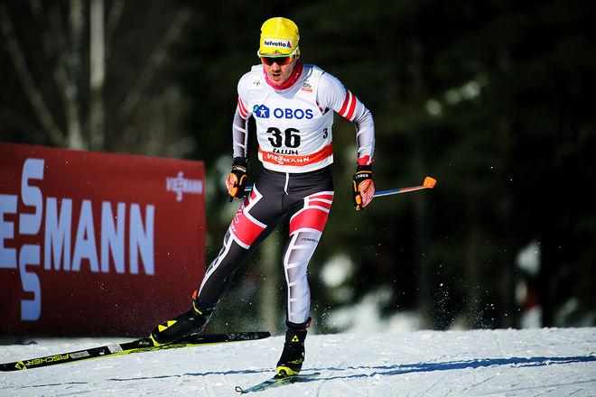 DOMINIK BALDAUF var en av dom två österrikarna som avslöjades för bloddoping under VM i Seefeld 2019. Nu är han dömd till fem månaders villkorlig fängelse. Foto/rights: MARCELA HAVLOVA/kekstock.com