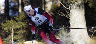 23.01.2020, Pokljuka, Slovenia (SLO):Johannes Thingnes Boe (NOR) -  IBU world cup biathlon, individual men, Pokljuka (SLO). www.nordicfocus.com. © Manzoni/NordicFocus. Every downloaded picture is fee-liable.