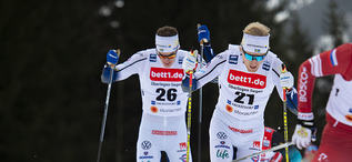 26.01.2020, Oberstdorf, Germany (GER):Oskar Svensson (SWE) - FIS world cup cross-country, individual sprint, Oberstdorf (GER). www.nordicfocus.com. © Thibaut/NordicFocus. Every downloaded picture is fee-liable.