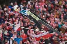 20.01.2019, Zakopane, Poland (POL):Kamil Stoch (POL) - FIS world cup ski jumping, individual HS140, Zakopane (POL). www.nordicfocus.com. © Rauschendorfer/NordicFocus. Every downloaded picture is fee-liable.