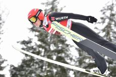 13.12.2019, Klingenthal, Germany (GER):Katharina Althaus (GER) - FIS world cup ski jumping ladies, individual HS140, Klingenthal (GER). www.nordicfocus.com. © Reichert/NordicFocus. Every downloaded picture is fee-liable.